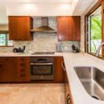 Kailua Shores Tennis House executive kitchen