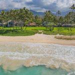 kailua shores beach view