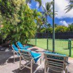 Kailua Shores tennis court