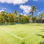 Kailua Shores tennis court