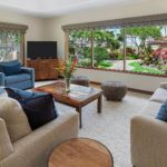 Kailua shores tennis house living area