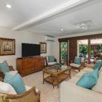 Kailua shores main house interior