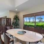 kailua shores beach house dining room