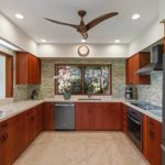 kailua shores beach house kitchen