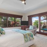 kailua shores beach house bedroom