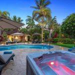 kailua shores hot tub and pool