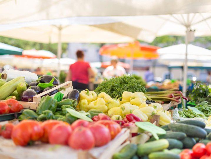 Kailua Farmers Markets