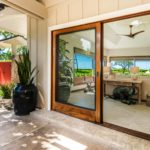 kailua shores beach house entrance