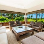 kailua shores beach house view