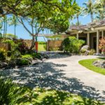 kailua shores beach house path