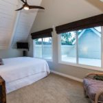 Kailua Shores Pool House king bed room