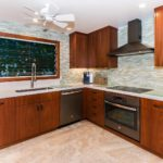 Kailua Shores Pool House Kitchen