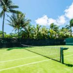 Kailua USTA approved tennis court
